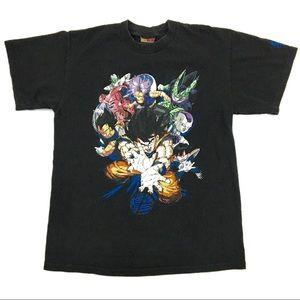 Other - Vintage Dragon Ball Z Tee Anime Manga T Shirt M/L